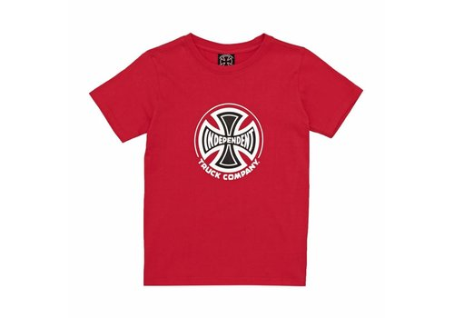 Independent Independent Youth Truck Co Tee Red