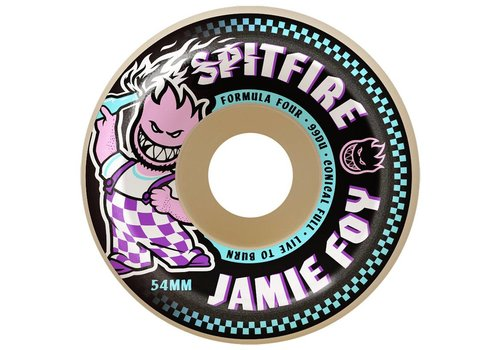 Spitfire Spitfire Wheels - F4 Foy Natural Conical Full 52mm