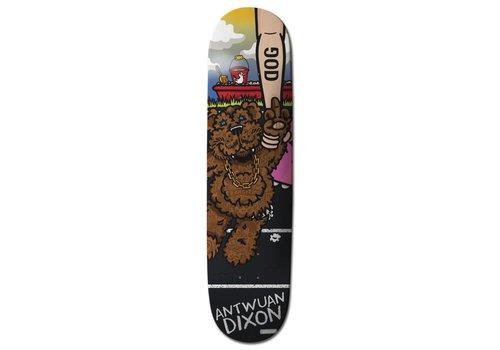 RawDogRaw Antwuan Dixon Stuffed Dog 8.125