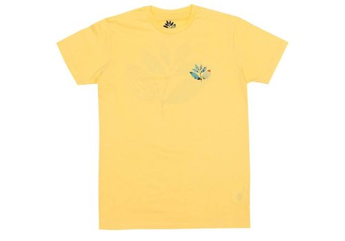 Magenta Magenta Miro Tee Yellow