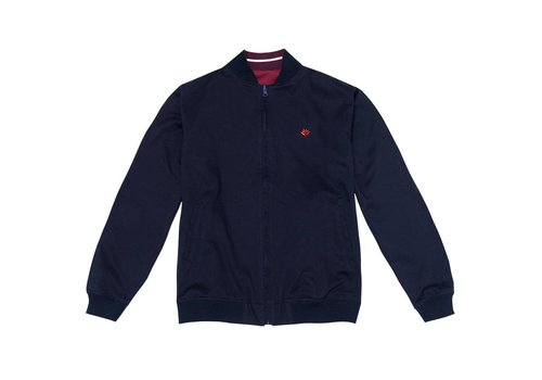 Magenta Magenta Reversible Jacket Navy/Red