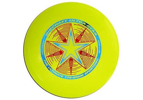Belgian Flying Disc Federation Frisbee BFDF Yellow Pack