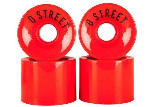 D-Street D-STreet 59 Cent 78a 59mm (4-Pack)