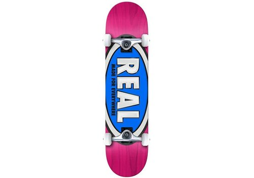 Real Real Complete Team Oval 7.75