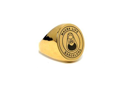 Macba Life Macba Life Gold Ring