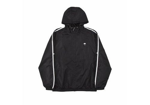 Hélas Helas Classic H Stripes Tracksuit Jacket Black