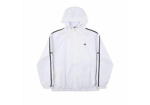 Hélas Helas Classic H Stripes Tracksuit Jacket White