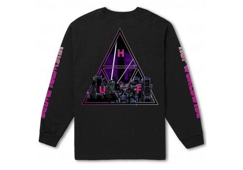HUF Huf Neo Triple Triangle LS Black