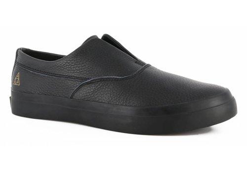 HUF Huf Dylan Slip On - Black Leather