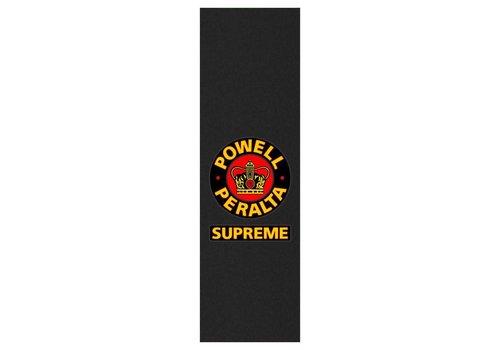 Powell Peralta Powell x Supreme Griptape Black