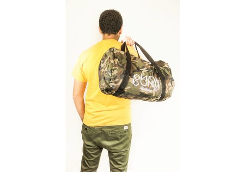 Curb Curb Duffel Bag Camo