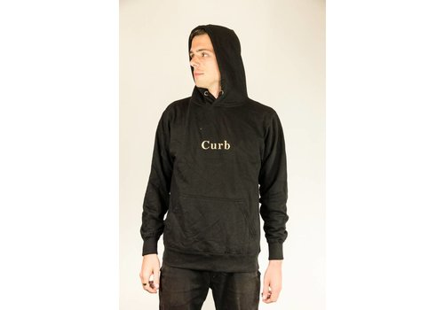 Curb Curb Gang Hood Black/Gold