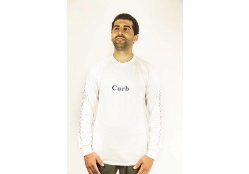 Curb Curb Pac Longsleeve White