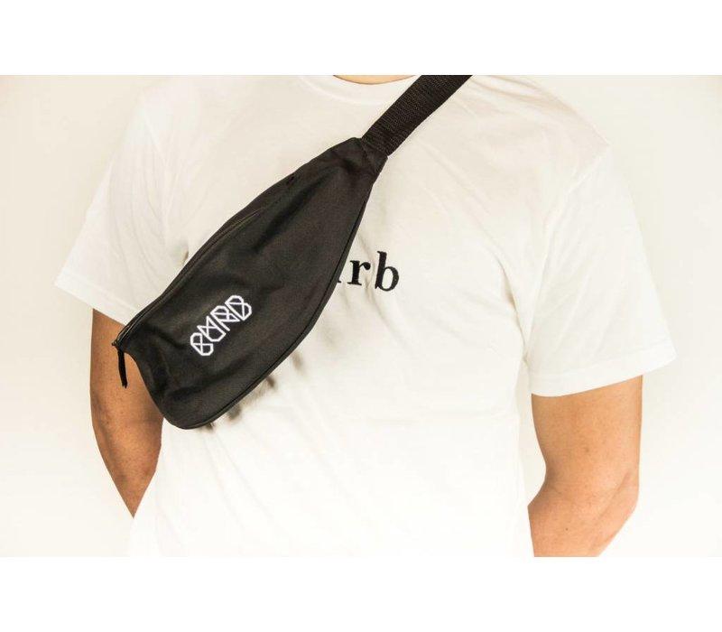 Curb Hip Bag Black