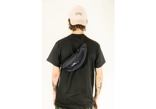 Curb Curb Hip Bag Navy
