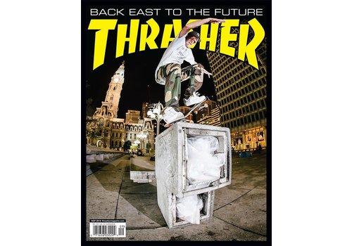Thrasher Thrasher Magazine September 2018