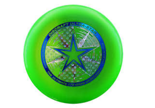 Belgian Flying Disc Federation Frisbee BFDF Green