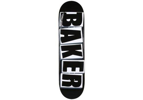 Baker Baker - Brand Logo Black 8.0