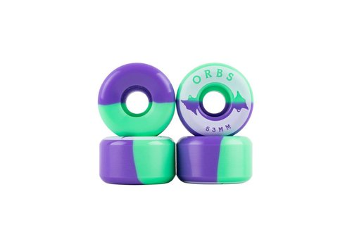Welcome Orbs Specters - 53mm - Mint/Lavender