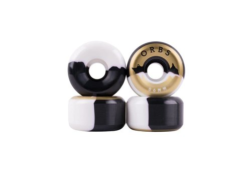 Welcome Orbs Specters - 56mm - Black/White