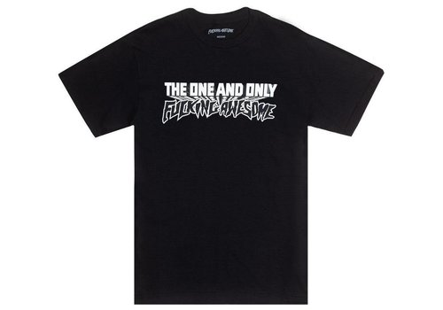 Fucking Awesome FA One & Only Tee Black