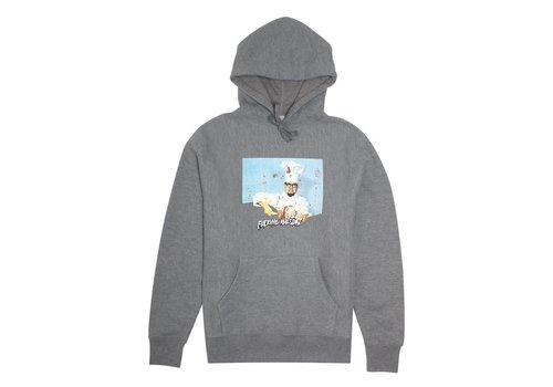 Fucking Awesome FA Bash Hood Grey