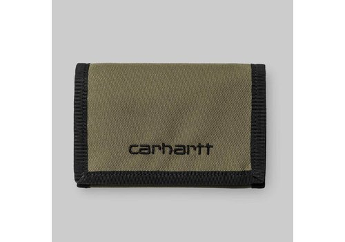 Carhartt WIP Carhartt Payton Wallet Brass/Black