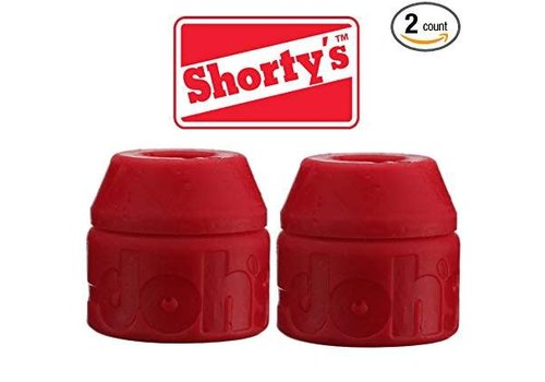 Shorty's Doh Doh Bushings Red Medium Hard 95du