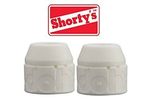 Shorty's Doh Doh Bushings White Really Hard 98du