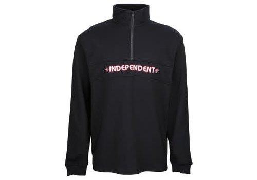 Independent Independent Bar 1/4 Zip Crew