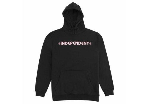 Independent Independent Bar Cross Hood Black