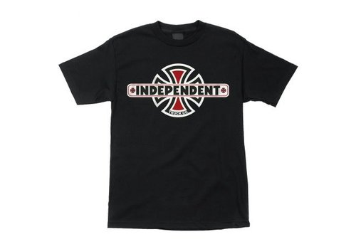 Independent Independent Vintage Cross Youth Tee Black