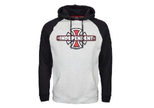 Independent Independent Vintage Cross Youth Hood Black/Grey