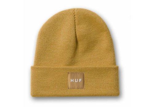 HUF Huf Box Beanie Honey Mustard