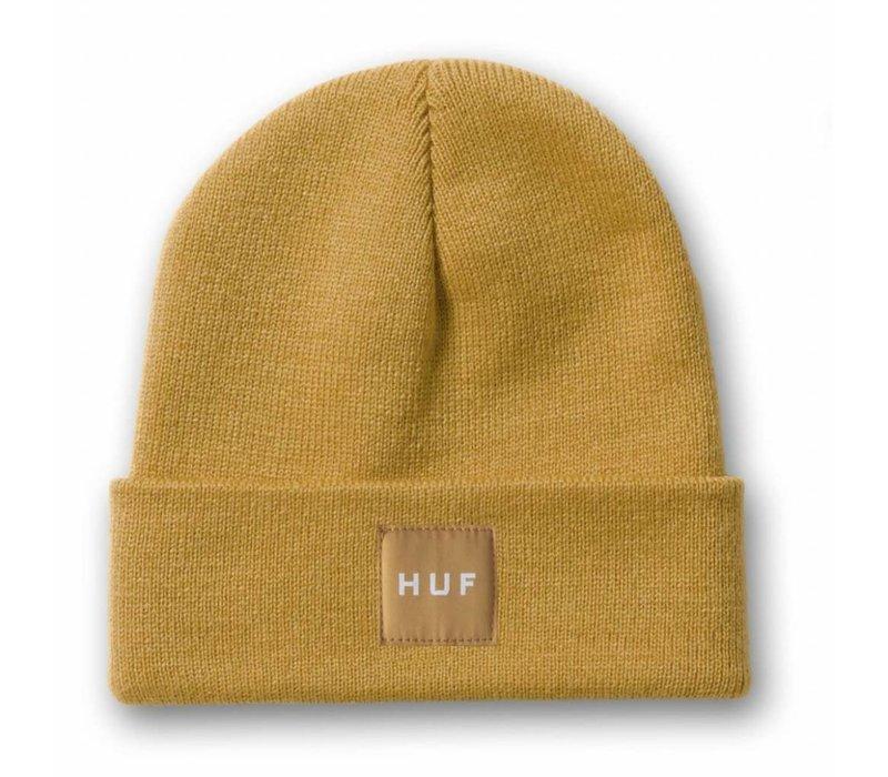 Huf Box Beanie Honey Mustard