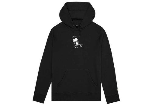 HUF Huf x Peanuts Snoopy Skates Hood Black