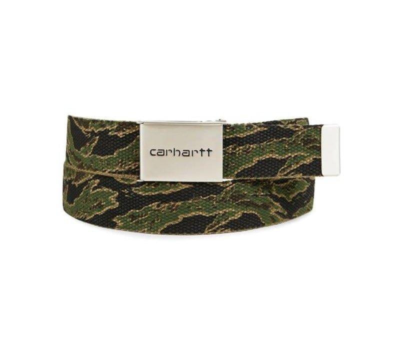 Carhartt Clip Belt Chrome Camo
