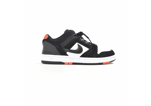 Nike SB Nike SB Air Force II Low Black/White/Habanero Red (K)