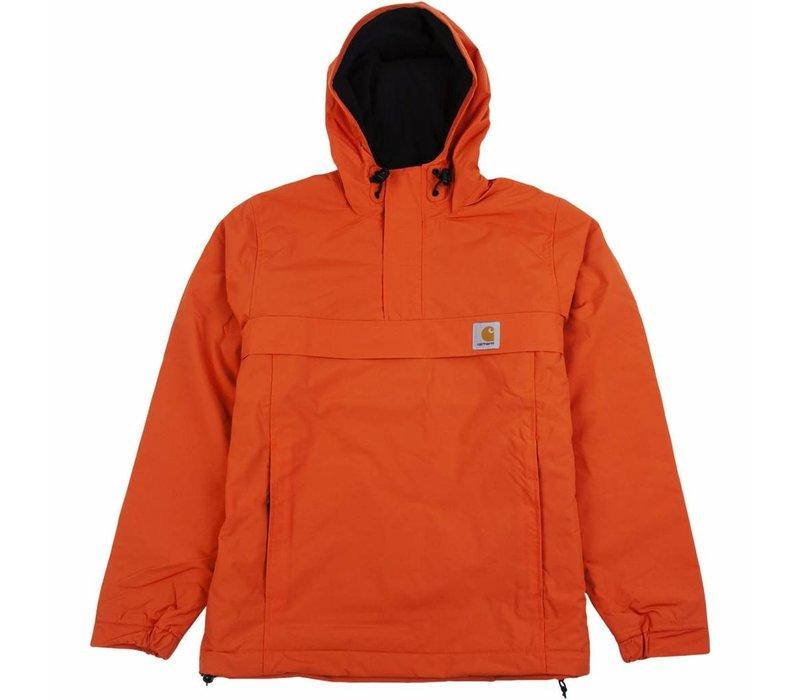 Carhartt Nimbus Pullover Jacket Persimmon