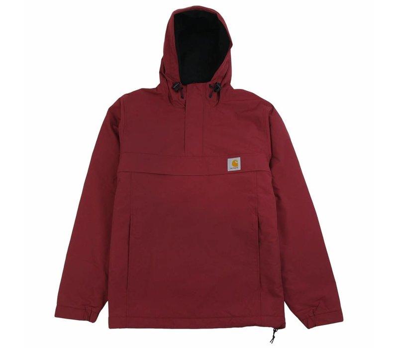Carhartt Nimbus Pullover Jacket Mulberry