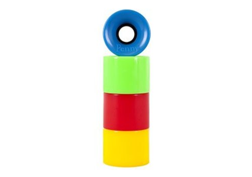Penny Penny Wheels Mixed Blue/Green/Red/Yellow 59mm