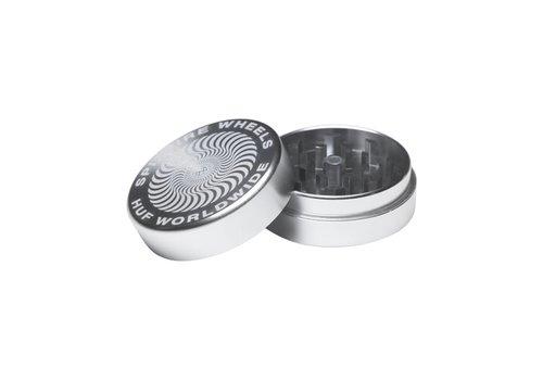 HUF Huf Spitfire Grinder Silver