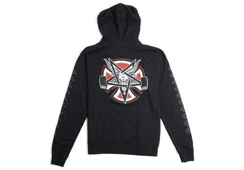Independent Independent Thrasher Pentagram Cross Hood Black