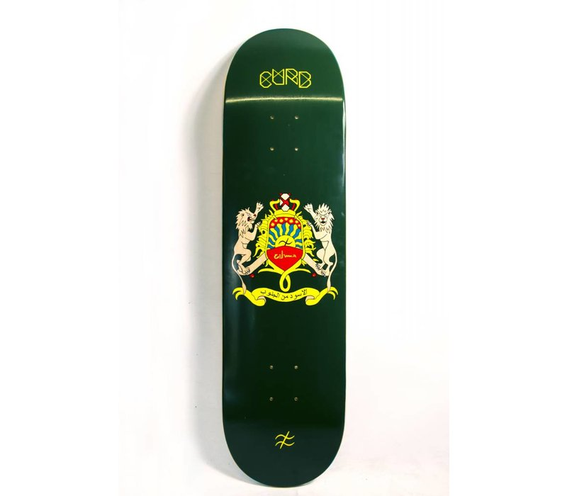 Curb x Zehma Coat of Arms Shopdeck 7.75