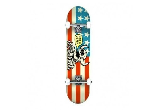 Toy  Machine Toy Machine Dead American Monster Complete 8.125