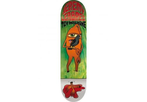 Toy  Machine Toy Machine USA Wood Leabres Chopped Green 8.5