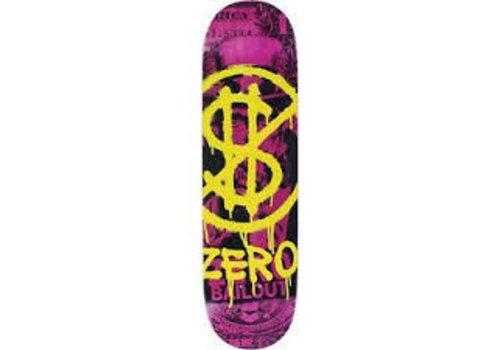 Zero Zero - Mashup Pink/Yellow 8.25