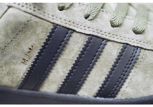 Adidas Adidas Campus ADV Olicar/Black/Gold Marc Johnson