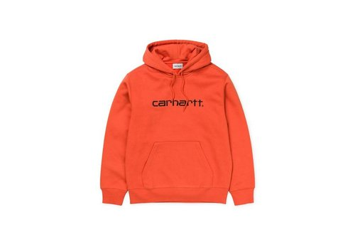 Carhartt WIP Carhartt Hooded Sweat Persimmon