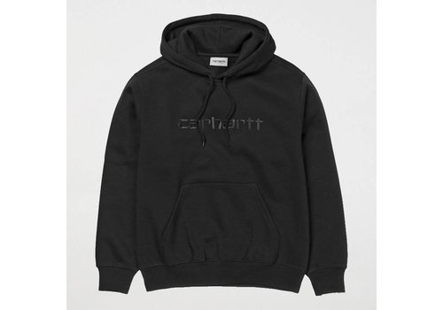 Carhartt WIP Carhartt Hooded Sweat Black